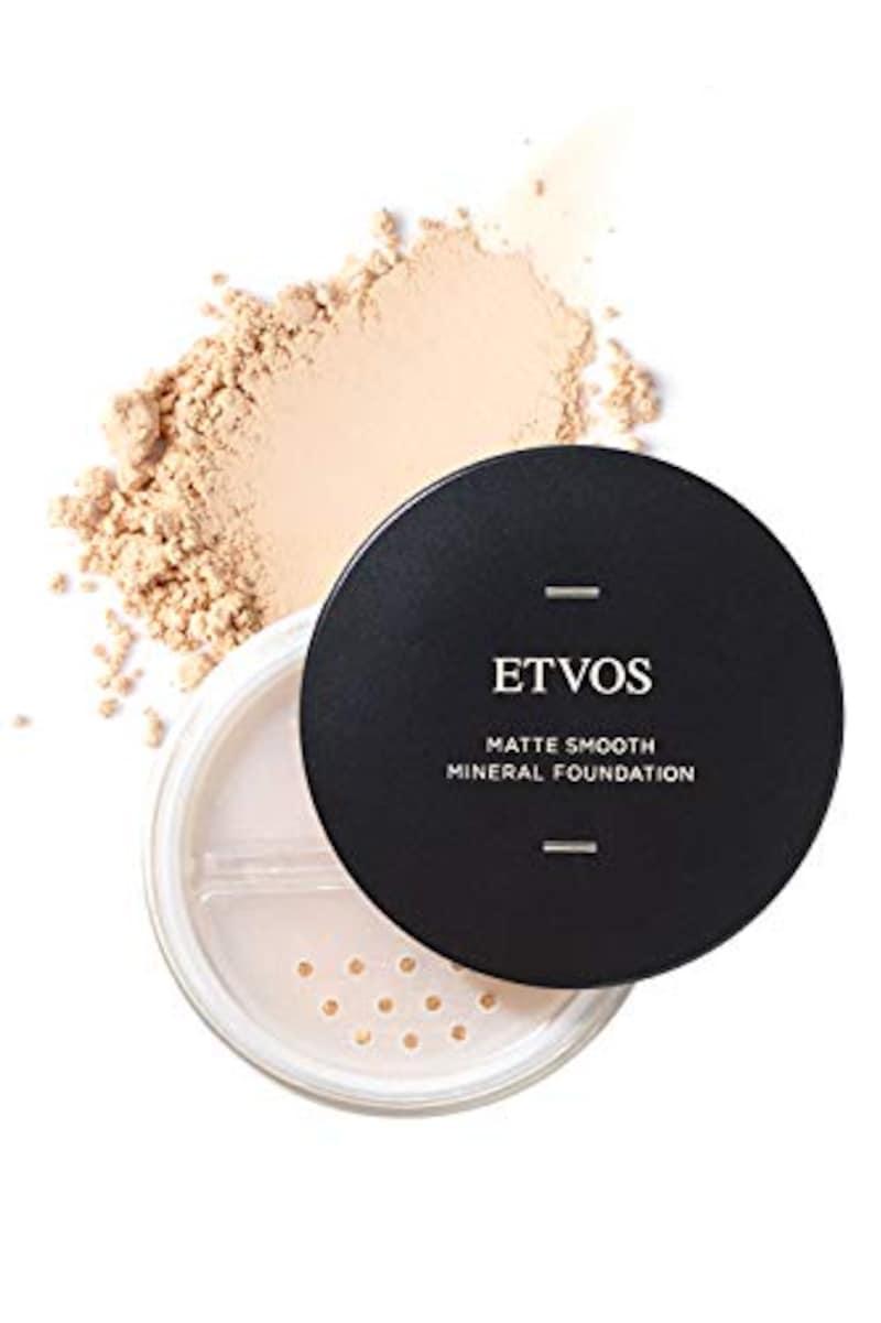 ETVOS(エトヴォス),マットスムースミネラルファンデーション