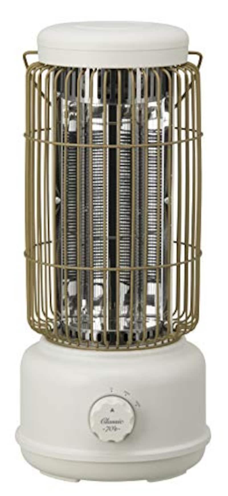 スリーアップ(THREEUP),レトロカーボンヒーター CLASSIC -70's-,RT-T1845