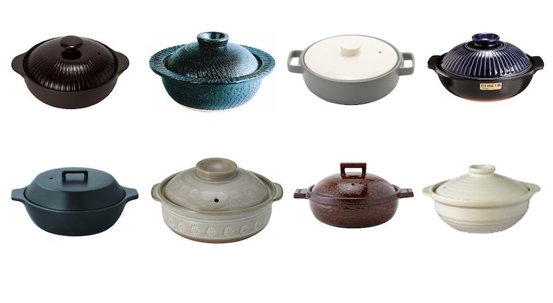 IH対応土鍋のおすすめ20選|1人用から10号サイズまで!炊飯に最適なものやおしゃれな商品、ご飯の炊き方のコツも紹介