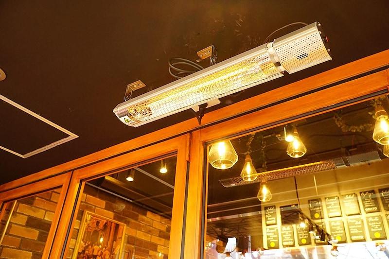 コンフォー,Chrester(クレスター) カーボンヒーター(壁・天井取付タイプ)