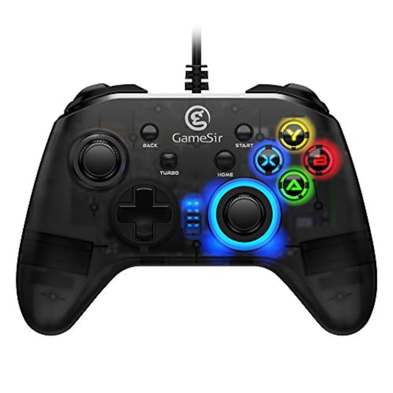 GameSir,PC Androidスマホ PS3対応コントローラー,GameSir T4w