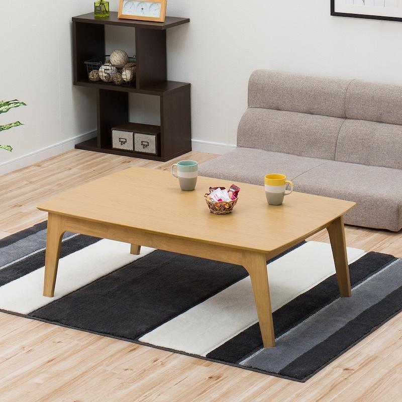 ニトリ,シンプルこたつテーブル