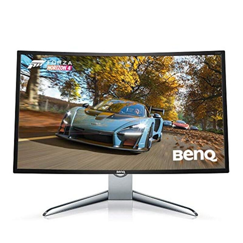 BenQ ,31.5インチ湾曲ゲーミングモニター,EX3200R