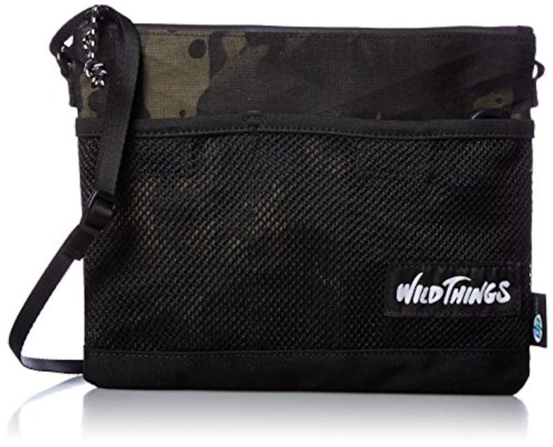 WILDTHINGS(ワイルドシングス),サコッシュ,WT-380-0072