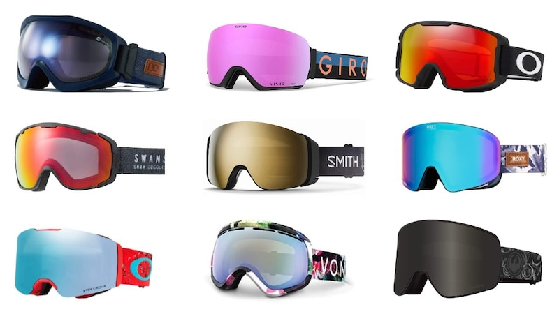 スノボ・スキー用ゴーグルおすすめ37選と選び方|人気ブランド徹底比較!コスパが良いのは?子供用も紹介