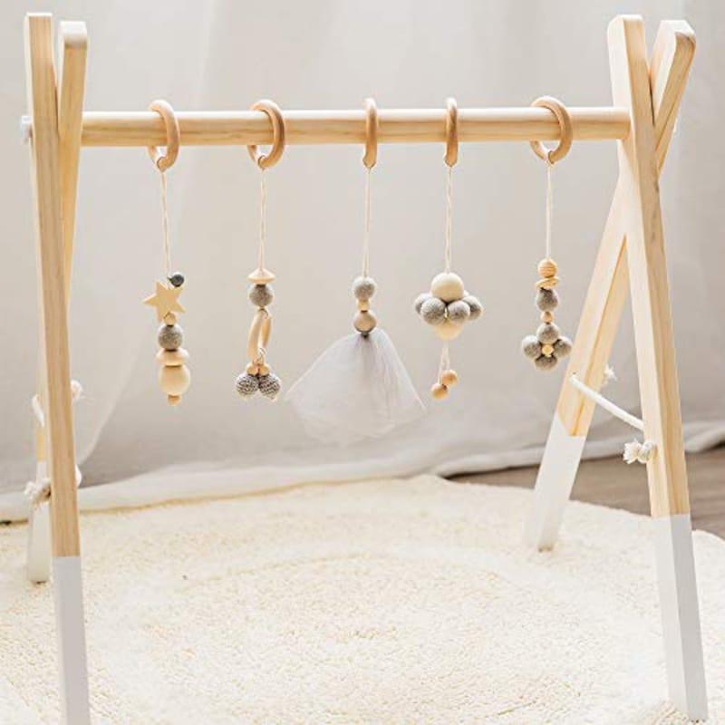 Okawari Home,木製ベビージム