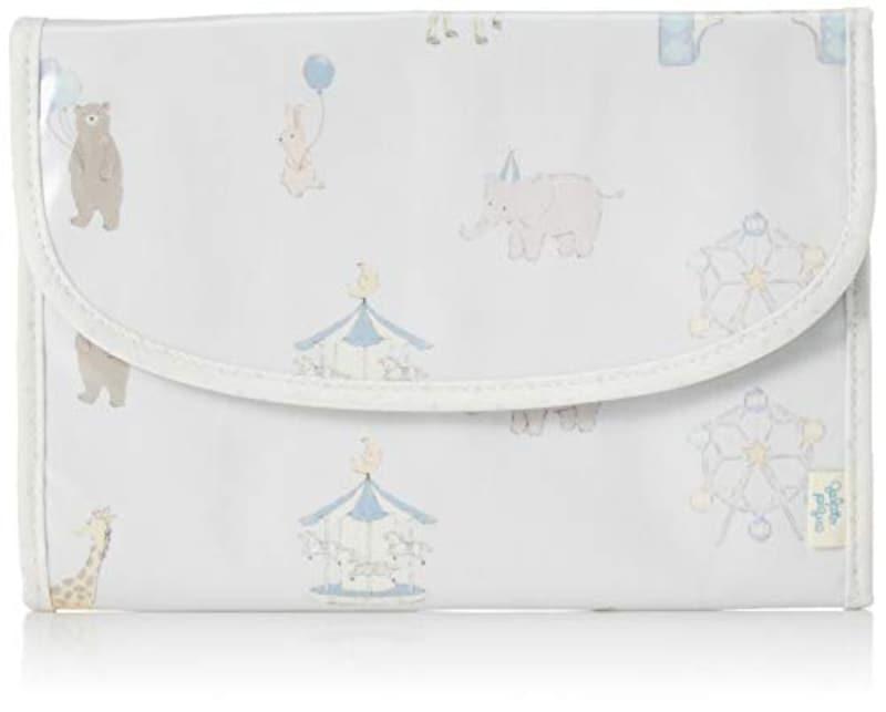 gelato pique(ジェラート ピケ),ピケランド柄ジャバラ型母子手帳ケース ,PWGG204795