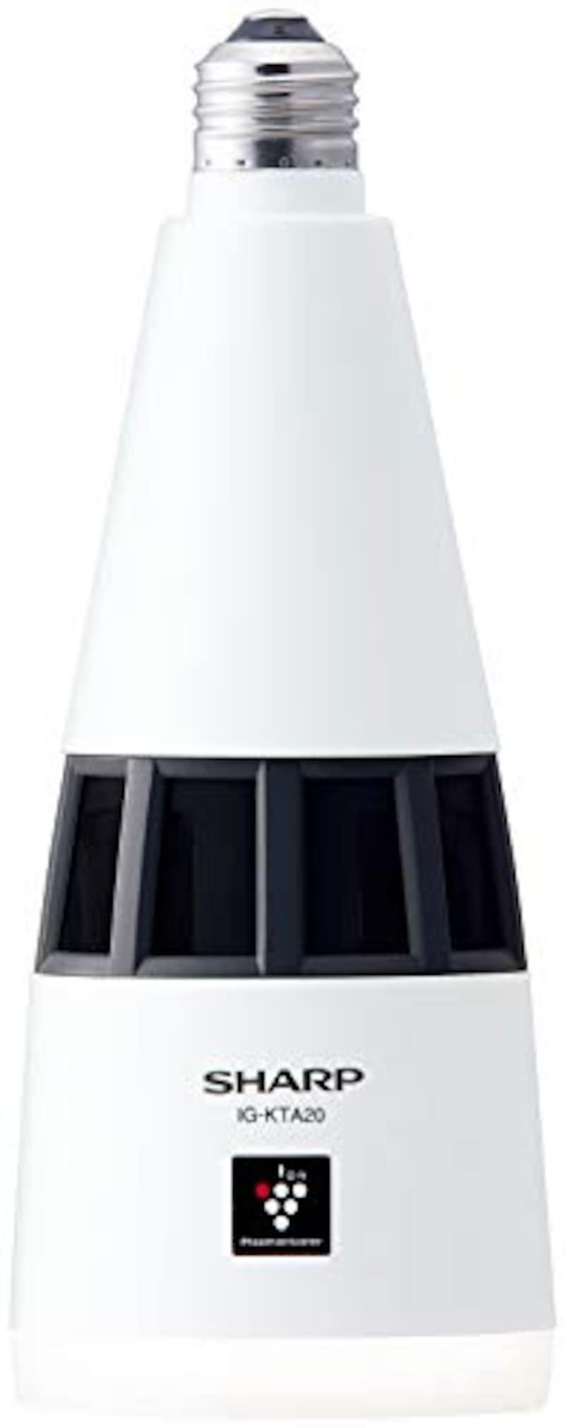 SHARP(シャープ),天井設置型イオン発生機,IG-KTA20-W