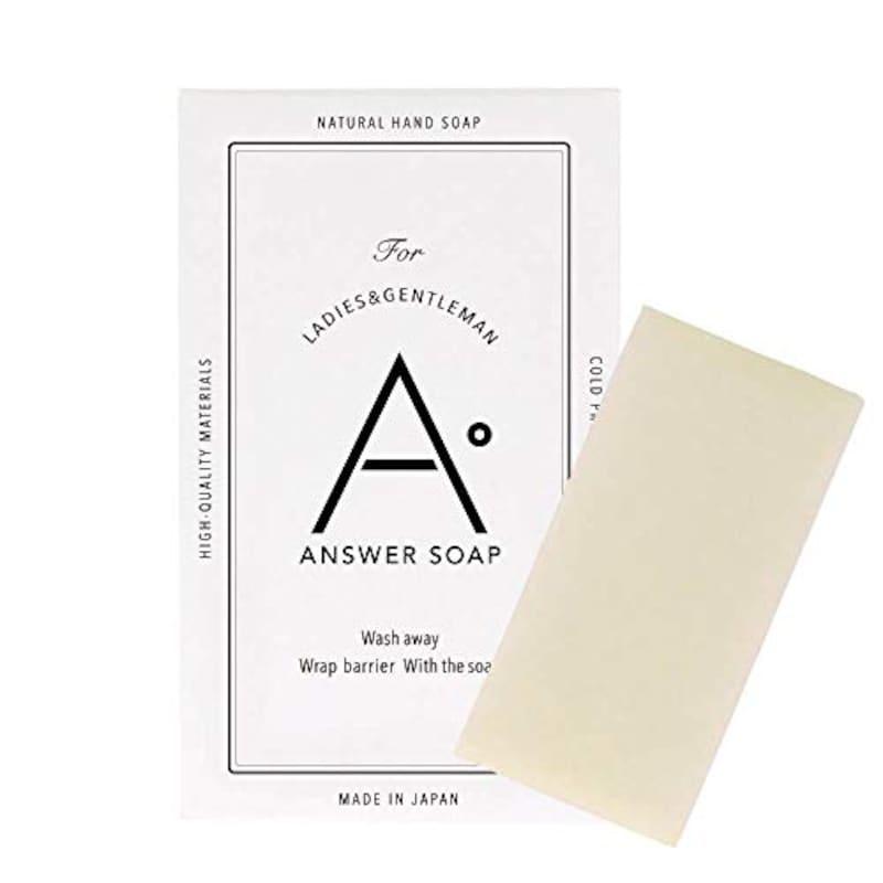 A ANSWER SOAP,紙せっけんソープトワレ