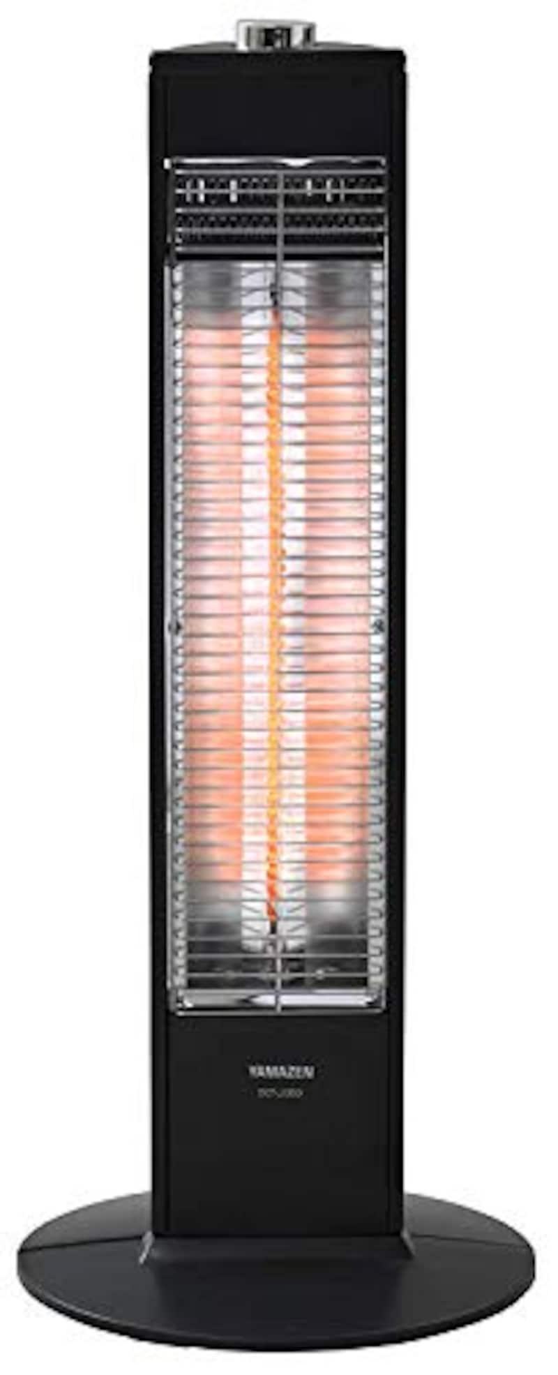 山善,遠赤外線カーボンヒーター,DCT-J063(B)