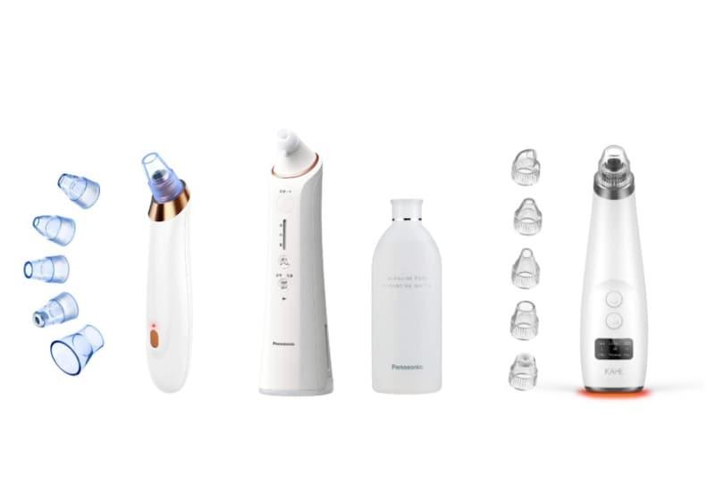 【2020】毛穴吸引器おすすめ人気ランキング10選|メンズ用との違いは?効果や使い方も解説