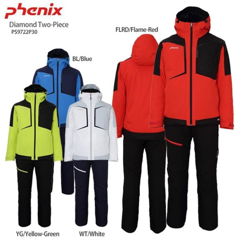 PHENIX(フェニックス),スキーウェア上下セット