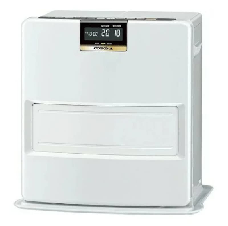 コロナ,石油ファンヒーター パールホワイト,FH-VX3619BY(W)