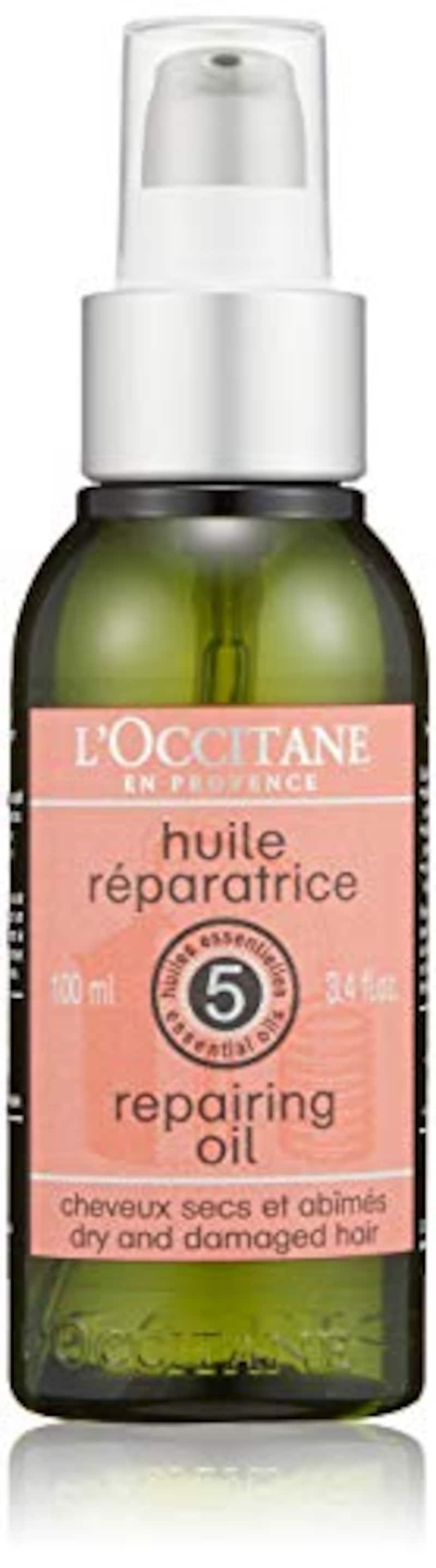 L'OCCITANE(ロクシタン),ファイブハーブス リペアリングヘアオイル