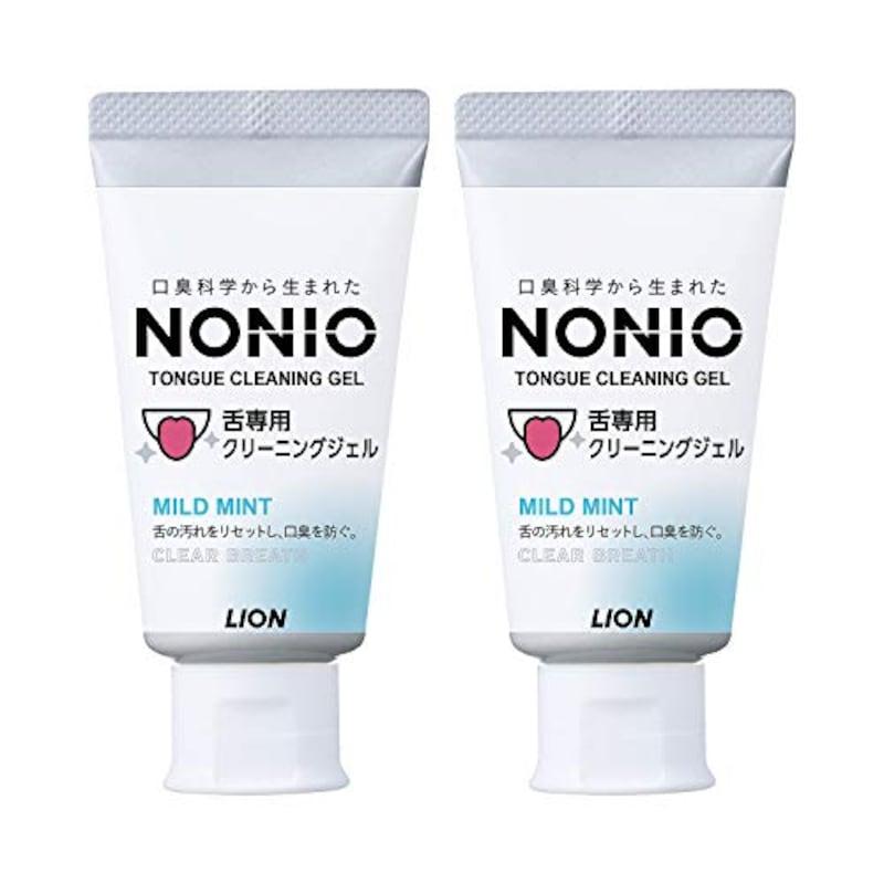 NONIO,舌専用クリーニングジェル