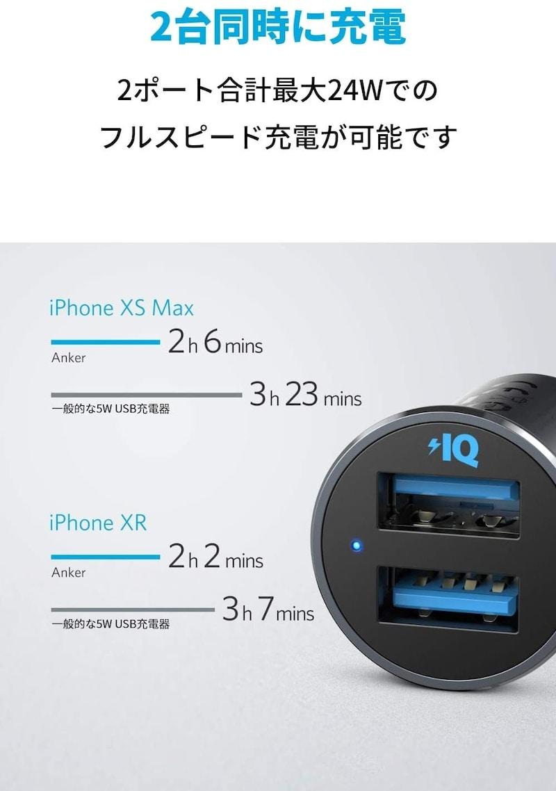 Anker(アンカー),PowerDrive 2 Alloy,PowerDrive 2 Alloy