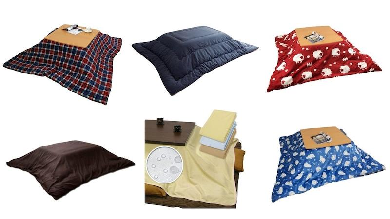 こたつ布団カバーおすすめ人気ランキング18選|防水タイプも!おしゃれで丸洗い可能