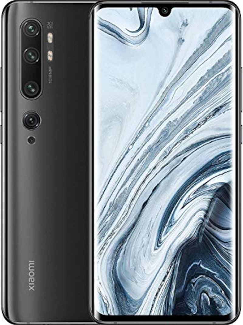 Xiaomi(シャオミ),Mi Note 10 Pro