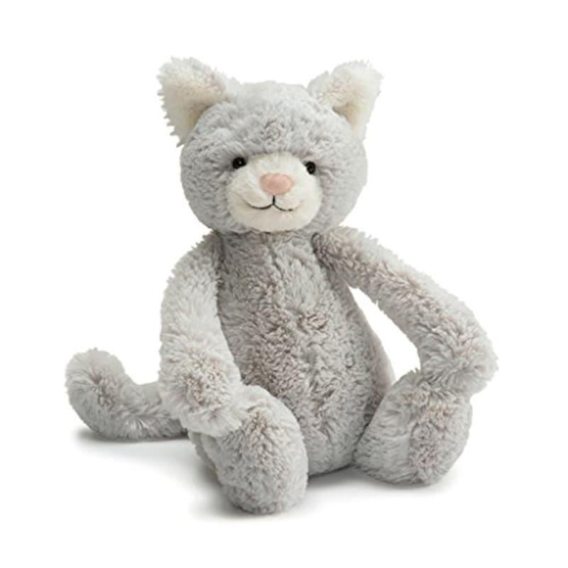 JELLYCAT(ジェリーキャット),Medium Bashful Kitty