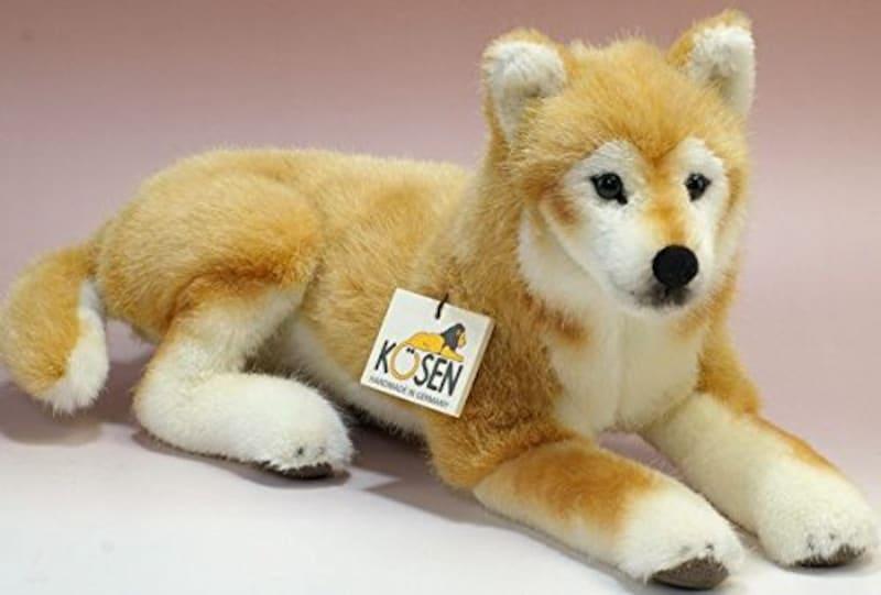 ケーセン(Kosen)社,柴犬(伏せ)