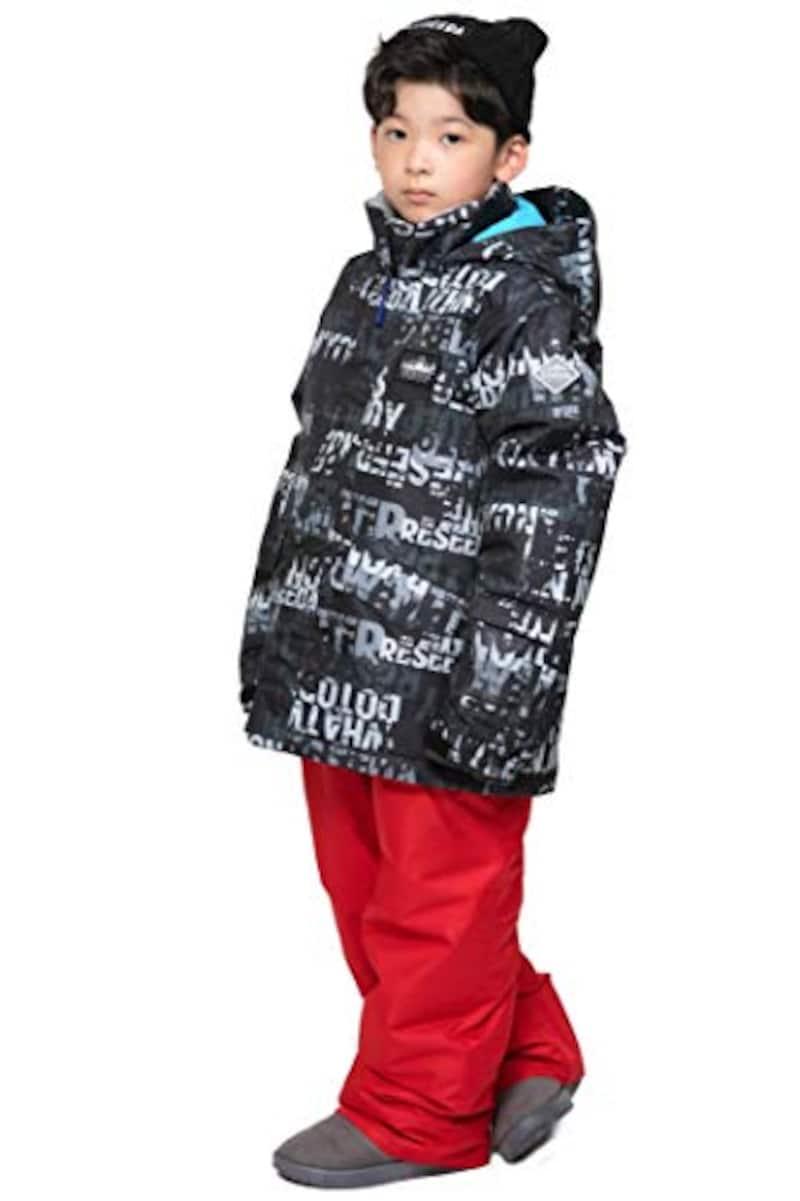 ONYONE(オンヨネ),RESEEDA(レセーダ)スキーウェア JUNIOR SUIT 上下セット( ボーイズ ),RES73004