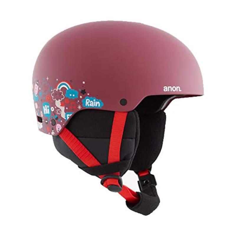anon(アノン), ヘルメット 子供用 2021 20-21 ANON RIME 3,KIDS ANON RIME 3 HELMET