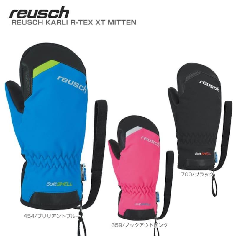 REUSCH(ロイシュ),ジュニア スキーグローブ
