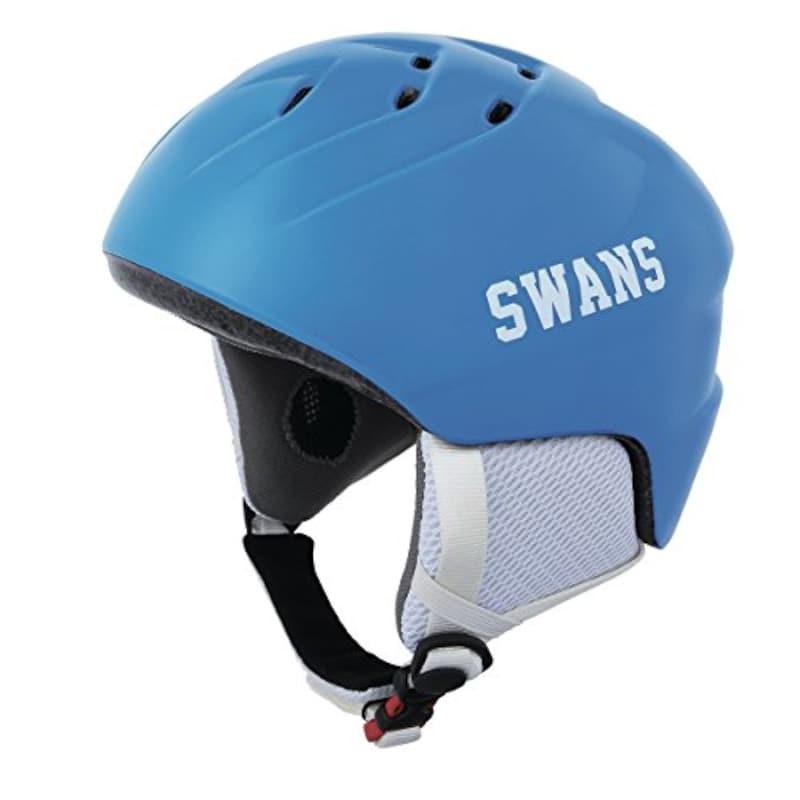 SWANS(スワンズ),子供用 6歳~12歳 ヘルメット スキー スノーボード フリーライドモデル,H-41