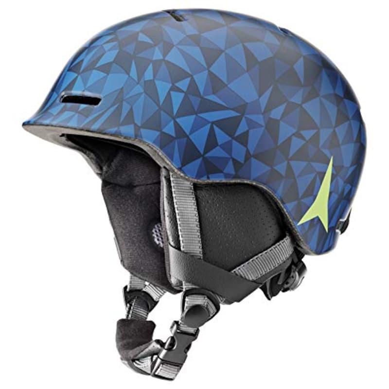 アトミック,ジュニア スキー ヘルメット MENTOR JR ブラック,AN5005578