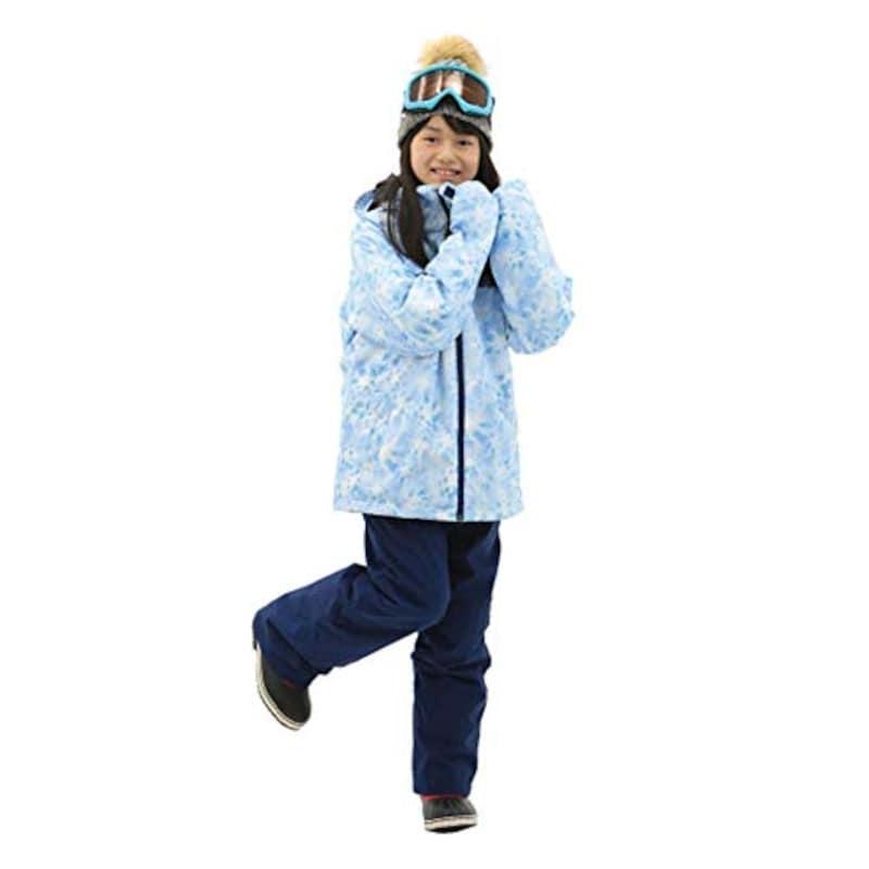 NNOUM (ノアム),Two-Piece Ski Wear,NN19FTP71J