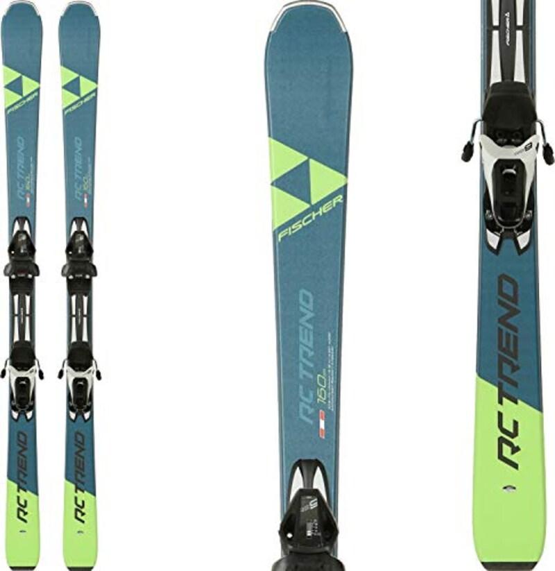 フィッシャー(FISCHER),スキー板 RC Trend FP9