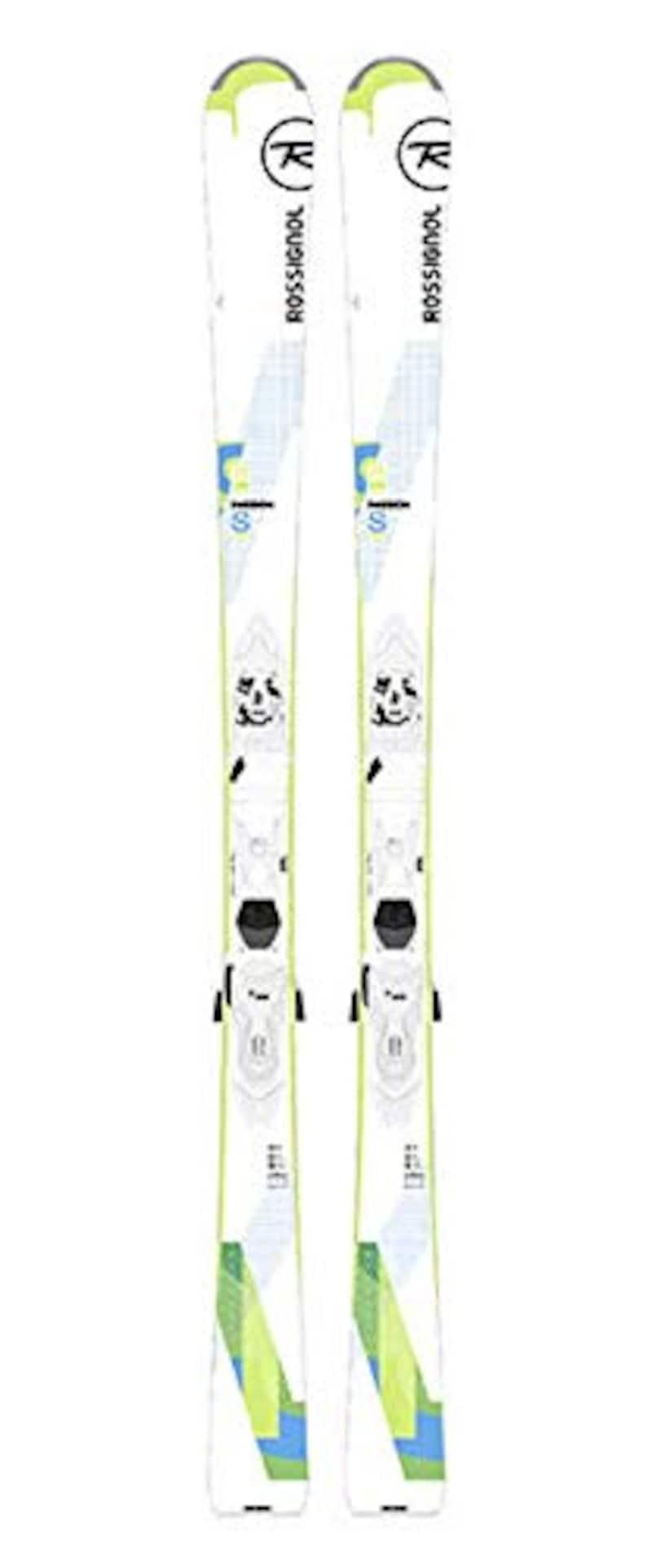 ロシニョール(ROSSIGNOL),レディース スキー板 ビンディングセット