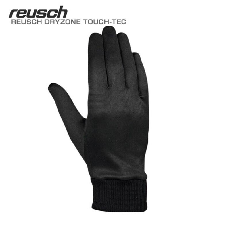 reusch(ロイシュ),DRYZONE JUNIOR スキー スノーボード グローブインナー ジュニア,2687184