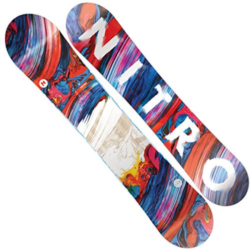 NITRO(ナイトロ),LECTRA レクトラ レディース 板 スノーボード