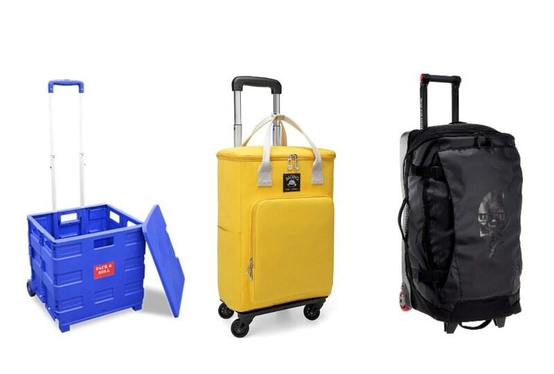 ショッピングキャリーおすすめ人気ランキング10選|楽に持ち運べて便利!保冷機能付きも紹介
