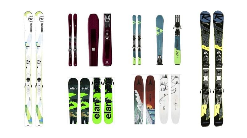 【20-21】スキー板おすすめ29選|人気メーカーからキッズ用まで!種類や長さの選び方も