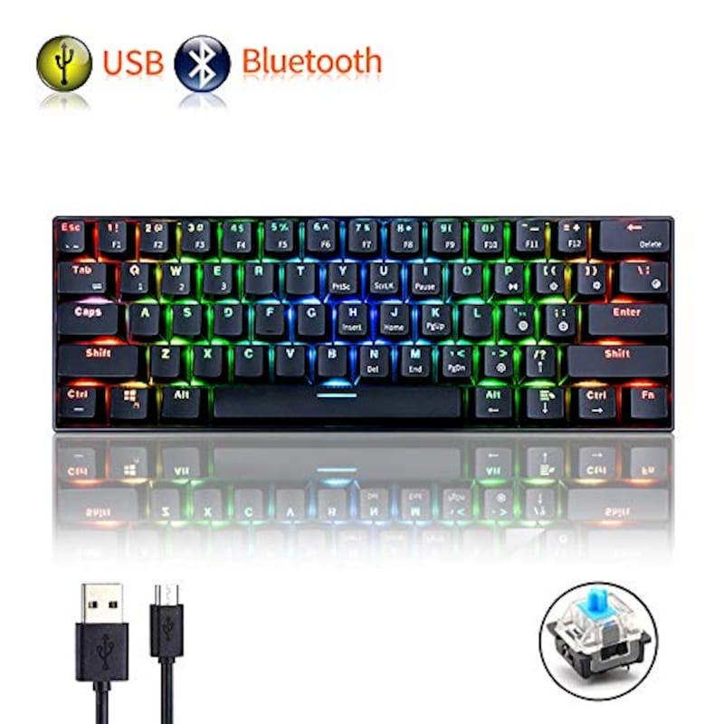 LexonTech,メカニカル ワイヤレスキーボード
