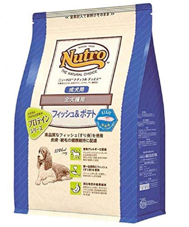 ニュートロジャパン,全犬種用 成犬用 フィッシュ&ポテト