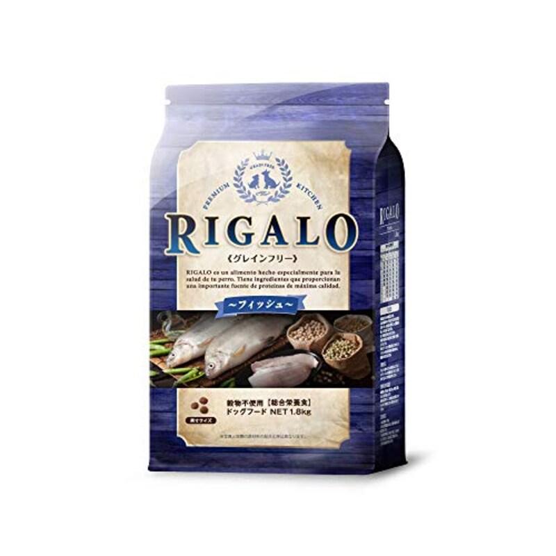 リガロ(RIGALO), フィッシュ