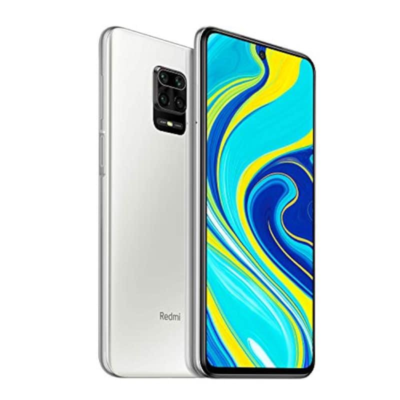 Xiaomi(シャオミ),Redmi Note9S,REDMINOTE9S/WH/64GB