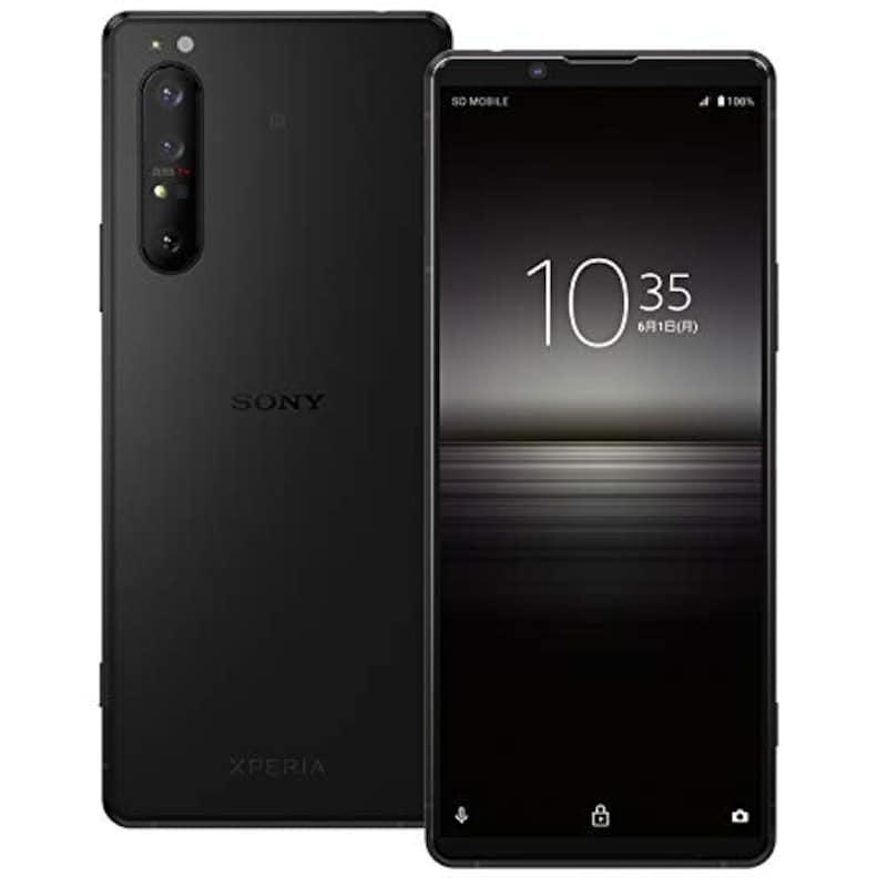 SONY(ソニー),Xperia1 Ⅱ SIMフリー,XQ-AT42 B3JPCX1