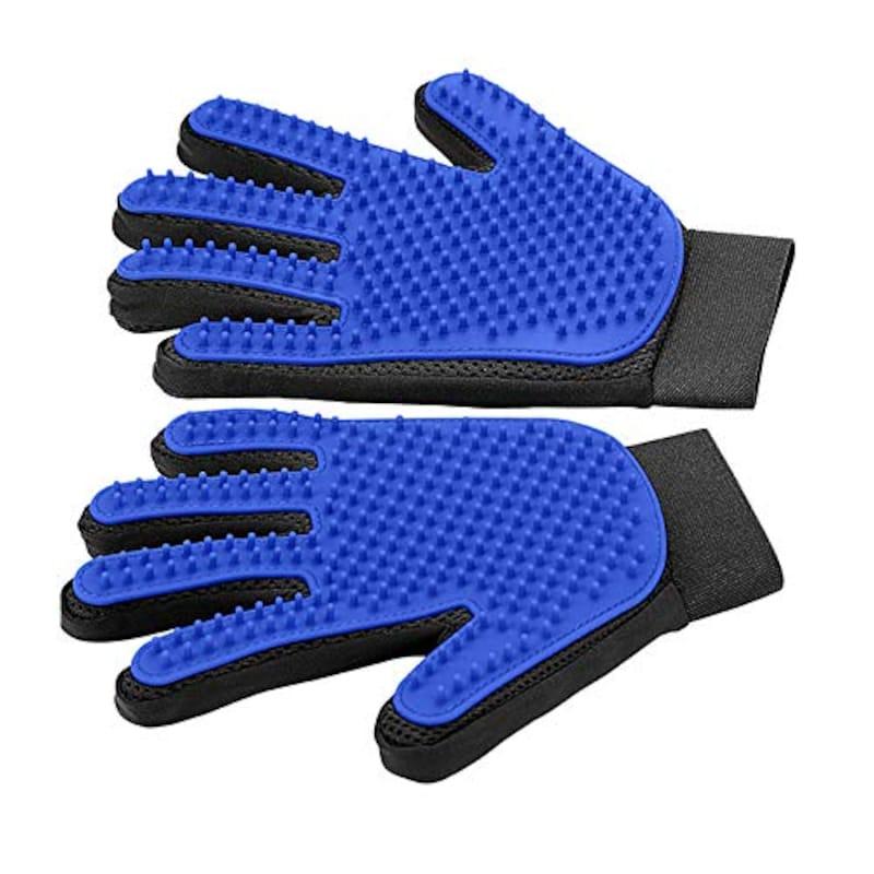 Delamu,グルーミンググローブ 手袋型