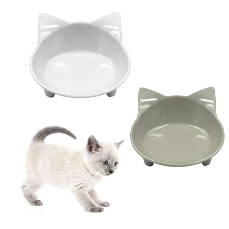 THAIN,猫食器スタンド