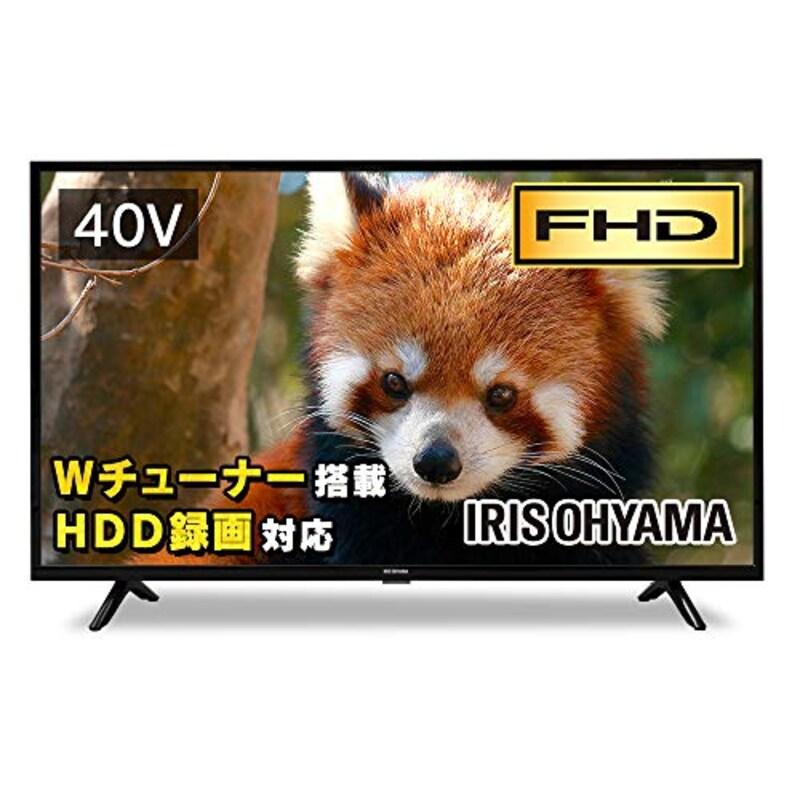 アイリスオーヤマ,40V型 液晶テレビ