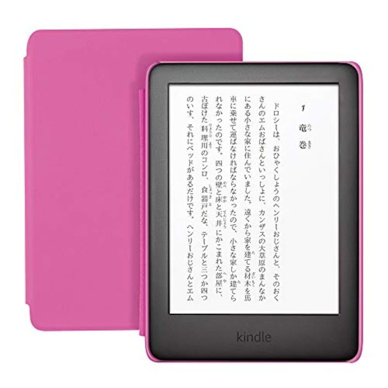 Amazon,Kindle キッズモデル 1,000冊以上の子ども向けの本が1年間読み放題