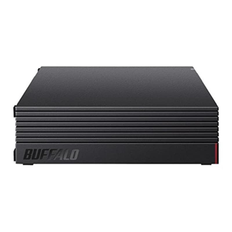 BUFFALO,【Amazon.co.jp限定】外付けハードディスク 4TB
