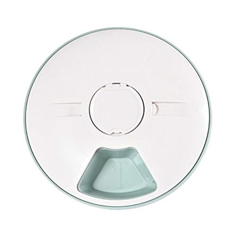 DUKKL,タイマー付き自動給餌器 6食