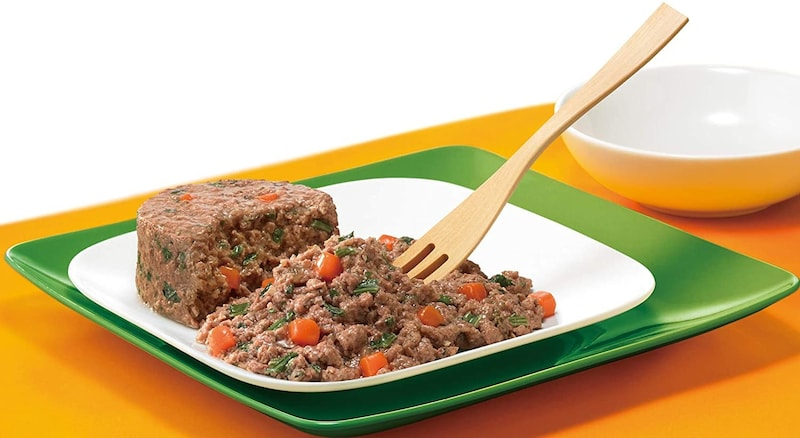 ペディグリー,シニア犬 13歳以上用 ビーフ&緑黄色野菜 400g×24缶