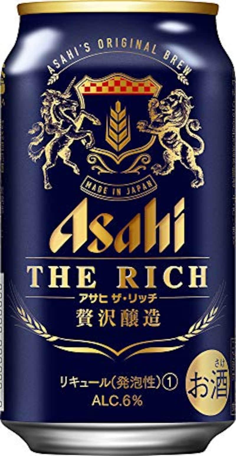 アサヒ,ザ・リッチ 350ml×24本
