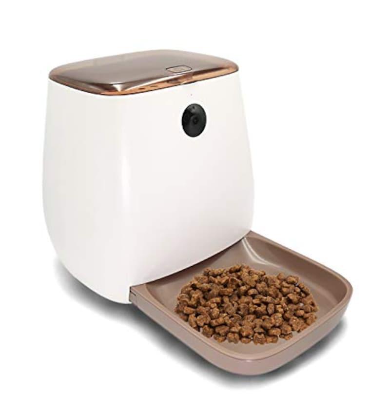 SMART PET FEEDER,カメラ付き 自動給餌器